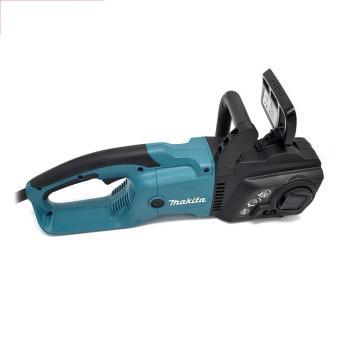 牧田makita 1800W电链锯伐木锯园林木头切割机链条锯手持锯,12寸300mm,UC3041ASP
