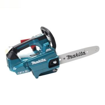 牧田makita 充电式无刷电链锯伐木锯,250mm,36V(双18V电池)5.0Ah电池两电一充,DUC256PT2