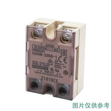 欧姆龙 固态继电器,G3NB-225B-1 DC5-24 BY OMZ/C