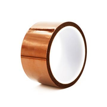 Raxwell 聚酰亚胺高温胶带,Kapton高温胶带,规格宽度*长度*厚度::8mm*33m*0.05mm
