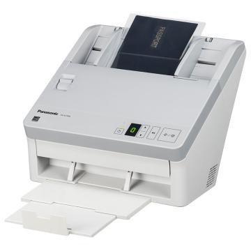 松下 Panasonic 扫描仪,KV-SL1066 A4高速双面自动馈纸彩色文档扫描仪