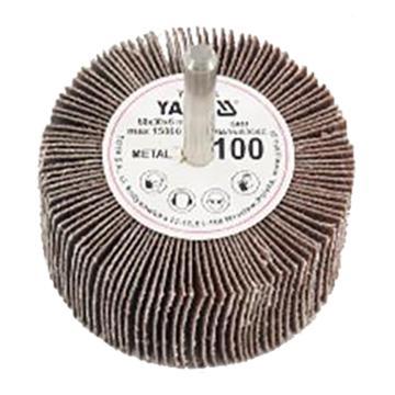 易尔拓 带柄千叶轮,100#,A60×B30×C6×D35,15000RPM,1个