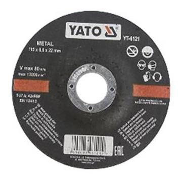 易尔拓 金属角磨片,115×22×6,13200RPM,1片/包