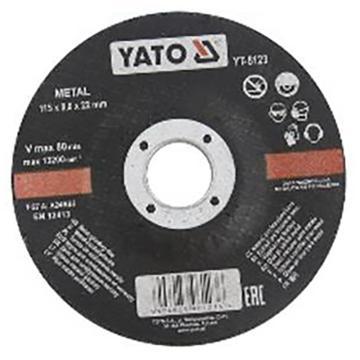 易尔拓 金属角磨片,115×22×8,13200RPM,1片/包