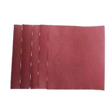 三灵 金相专用砂纸,230mm×280mm, 氧化铝,无背胶,800#,100片/包