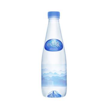 巴马铂泉 饮用天然泉水,350ml×24瓶/箱(钻石瓶) 单位:箱