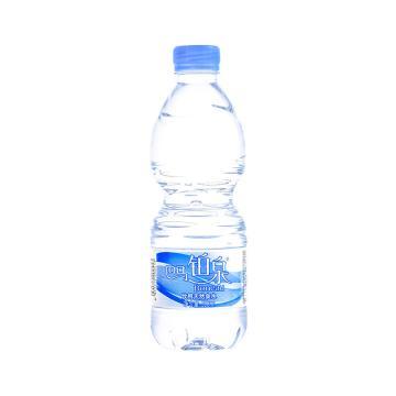 巴马铂泉 饮用天然泉水,500ml×24瓶/箱(葫芦瓶) 单位:箱