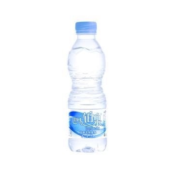 巴马铂泉 饮用天然泉水,350ml×24瓶/箱(葫芦瓶) 单位:箱