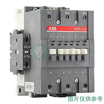 ABB 接触器,A95-30-11(AC220-230V50HZ/AC230-240V60HZ)