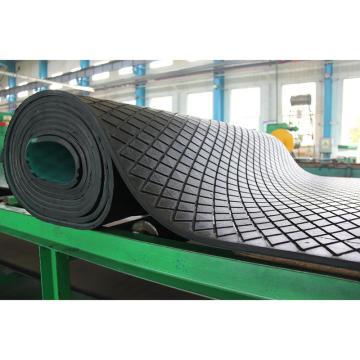 华傲 双抗胶板(菱形),12*2000*10000㎜,284.4kg/卷,kg