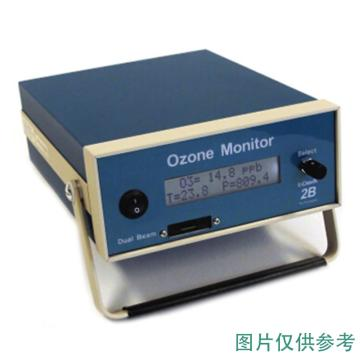 2B 臭氧浓度分析仪,Model 205