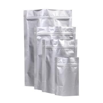 西域推荐 铝箔自封袋,尺寸:350*500mm,双面厚度:24丝,50只/包