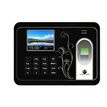 优玛仕 指纹考勤机,U-Z61 2000枚指纹 10万容量 单位:个(含刷卡功能)