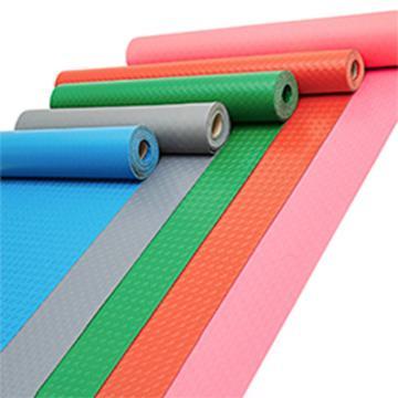 万马 PVC防滑地垫,牛津加厚3mm 绿色,平方米