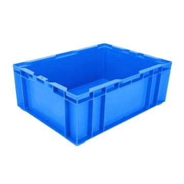 Raxwell HP系列蓝色周转箱HP4B 尺寸(mm),外:435×325×160,内:390×280×140,全新料