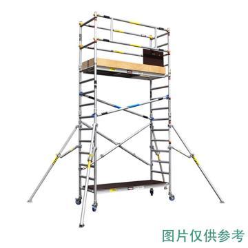 长谷川 ZIPPY JAS脚手架,全高:297cm,额定载重:225kg,作业平台高度:高1.91m