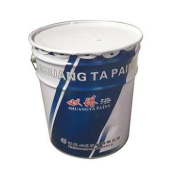 双塔 环氧富锌快干防锈底漆,灰色,21kg/桶+3kg固化剂