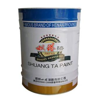 双塔 灰低毒快干环氧防锈底漆,21kg+3kg固化剂/组