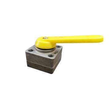 墨隆 气动油泵配件 换向阀小总成M402-2-1HN