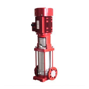 凯泉 立式不锈钢多级消防泵XBD10.9/20-100DP