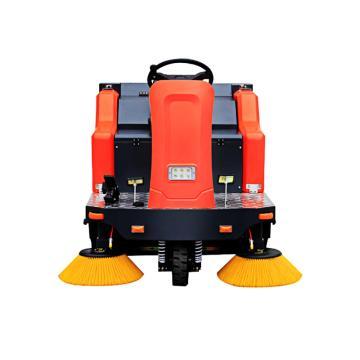 善洁 驾驶式扫地机,SD1400 8000㎡/h 48V/1200W 单位:台
