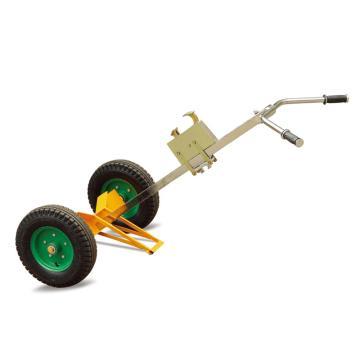Raxwell 450Kg2轮型油桶搬运小车,400-8橡胶大轮(拆卸发运客户自行安装),RHMC0071