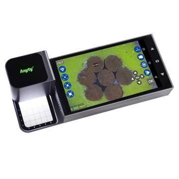 艾尼提Anyty 便携式自动对焦视频显微镜,8G内存,3R-MSA600S(8G)