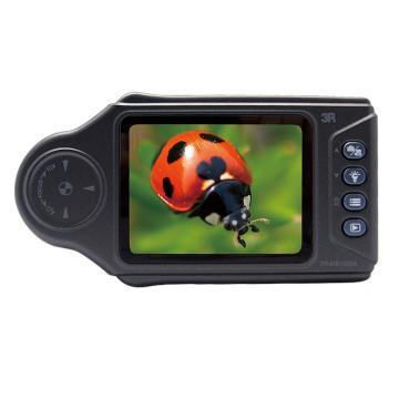 艾尼提Anyty 便携式袖珍视频数码显微镜,2.7英寸屏,3R-MSV330Z