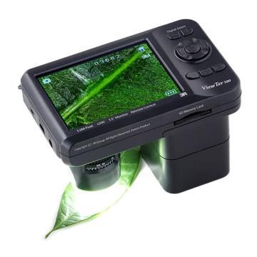 艾尼提Anyty 便携式视频数码显微镜,200倍放大,3R-MSV500
