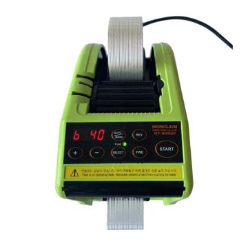 HONGJIN 胶带切割机,RT-9000F(适用胶带宽度6-60mm,长度5-999mm)