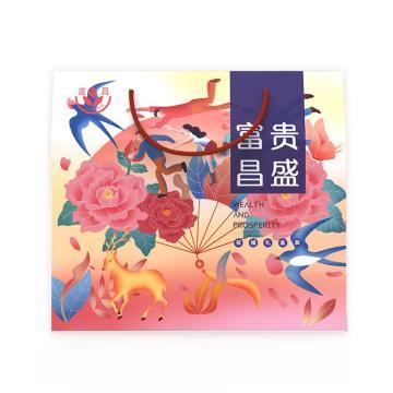 富昌 富贵昌盛-山之菌大礼包,1120g