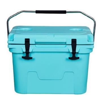威佳 冷藏箱,20L、绿色、LLDPE/PU,WGTB5536