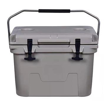 威佳 冷藏箱,20L、灰色、LLDPE/PU,WGTB5536