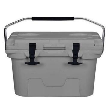 威佳 冷藏箱,15L、灰色、LLDPE/PU,WGTB4834