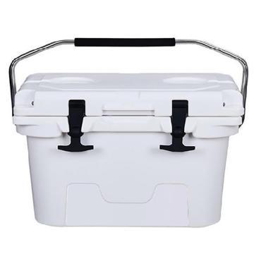 威佳 冷藏箱,15L、白色、LLDPE/PU,WGTB4834