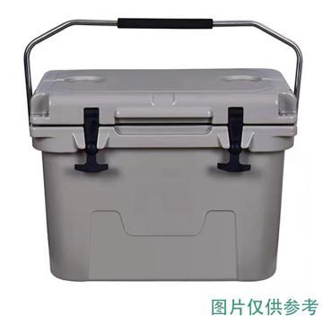 威佳 冷藏箱,8L、灰色、LLDPE/PU,WGTB3526