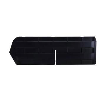 Raxwell 纵向分隔板,PS材质,加强筋结构,搭配TK006,黑色