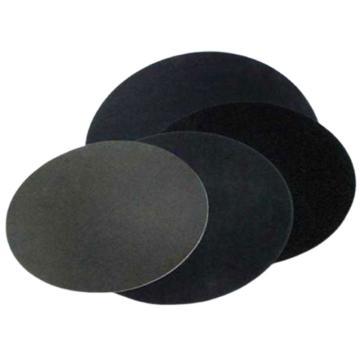 上海川禾 碳化硅耐水金相砂纸,800#,Φ250mm,100片/盒,不带背胶