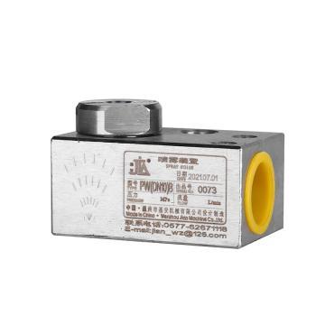 基安 后喷雾装置,DN10,HPW.00B,