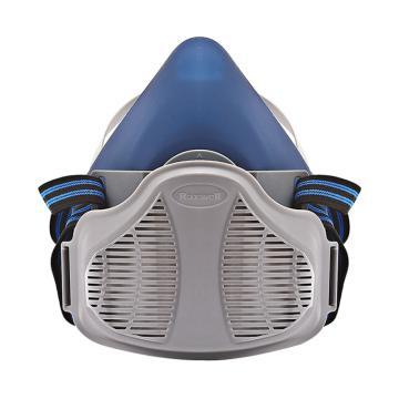 Raxwell 颗粒物防护套装,RX3300-M,中号 含半面罩 滤棉 滤棉承接座