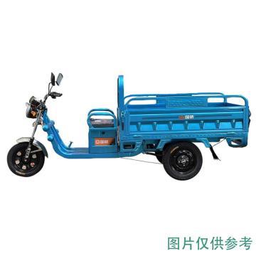 国威 电动三轮车,1.5米,60伏32安,50磁钢1200电机24管控制器,加爬坡档