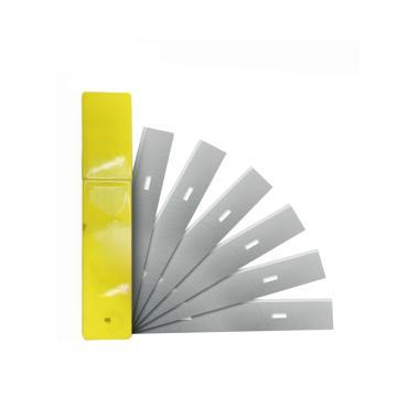 Raxwell 地板铲刀刀片,尺寸:10cm 10片/盒 单位:盒
