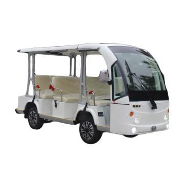 玛西尔 8座电动敞篷式观光车接待车,DN-8F-9,48V 4KW(不含上门安装调试服务费)