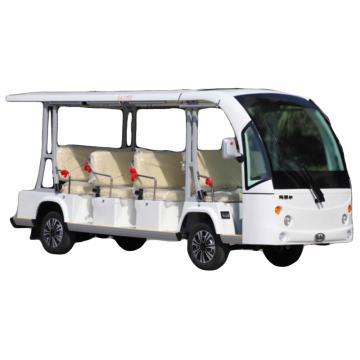 玛西尔 11座电动敞篷式观光车接待车,DN-11F-9,72V 5KW(不含上门安装调试服务费)