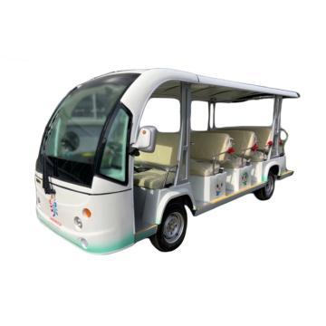 玛西尔 14座电动敞篷式观光车接待车,DN-14F-9,72V 5KW(不含上门安装调试服务费)