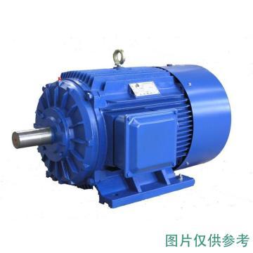 国奇GUOQI YE3高效三相异步电机,YE3-132S-4,5.5KW,B3,T(接线盒在上)
