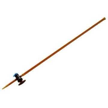 泰坦 棕酸式滴定管(具罗牙活塞)(A级)特优级 50ml,TYBL-0040,1盒(1支/盒)