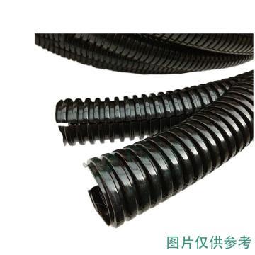 长虹 尼龙波纹管,AD 21.2 PA 开口型,100米/卷