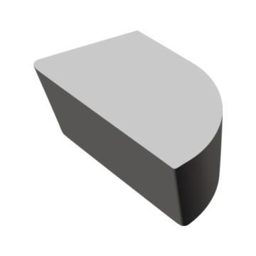 株洲钻石 硬质合金焊接刀片,A320 YT5